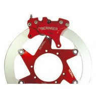 Beringer Supermoto Brake Kit: 4 Piston