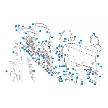 SILENTBLOCK RADIADOR GAS GAS FSE 4T