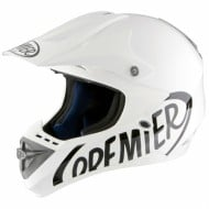 OUTLET CASCO PREMIER ARES II BLANCO TALLA S