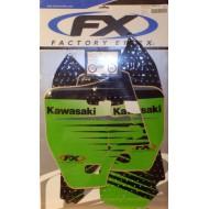 LIQUIDACION ADHESIVOS FX KAWASAKI KX 500 88-04