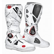 OFFER SIDI BOOTS CROSSFIRE 2 SRS WHITE/WHITE