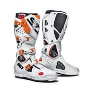 SIDI BOOTS CROSSFIRE 2 SRS WHITE/ORANGE