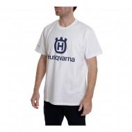 CAMISETA HUSQVARNA LOGO HOMBRE TALLA XL