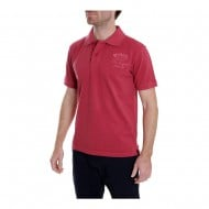 HUSQVARNA VINTAGE POLO STRAWBERRY MAN SIZE M