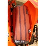 RED PROTECTOR RADIADOR TM 250, 450, MX, ENDURO 4T 15
