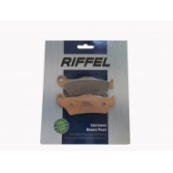 SINTERED METAL FRONT BRAKE PADS BMW RIFFEL