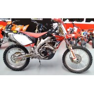 HONDA CRF450R 2008 MOTOCROSS/ENDURO MATRICULADA