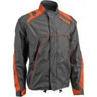OFFER THOR RANGE CHARCOAL / ORANGE 2016 OUTER LAYER JACKET