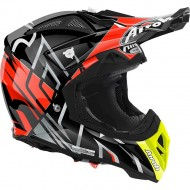 OFFER HELMET AVIATOR 2.2 STYLING ORANGE GLOSS