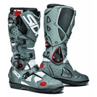 SIDI CROSSFIRE 2 SRS BOOTS GREY/FLUO. YELLOW