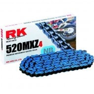 CHAIN RK MXZ4 COLOR BLUE