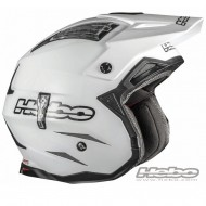 CASCO TRIAL ZONE 4 MONOCOLOR FIBERGLASS COLOR BLANCO