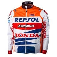OUTLET CHAQUETA HEBO MONTESA TEAM