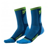 OFFER THOR DUAL SPORT SOCK 2020 BLUE / GREEN