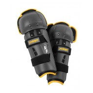THOR YOUTH SECTOR GP KNEEGUARD 2021 CHARCOAL / YELLOW
