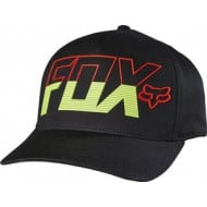 GORRA FOX KATCH FLEXFIT NEGRA 2017