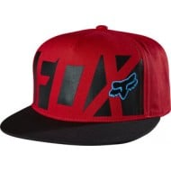 GORRA FOX COMMOTION SNAPBACK NEGRA 2017