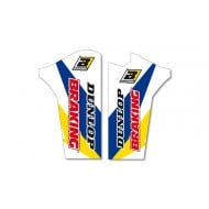 FORK GUARD DECALS HUSQVARNA FC / TC 14-15