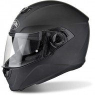 OUTLET CASCO AIROH INTEGRAL STORM COLOR NEGRO MATE