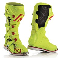 ACERBIS X PRO V BOOTS FLUO YELLOW / BLACK