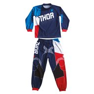 THOR SPRING 2017 YOUTH PAJAMAS ACTIV YOUTH BOY BLUE/RED