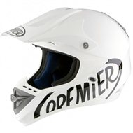OUTLET CASCO PREMIER ARES II BLANCO/W TALLA S