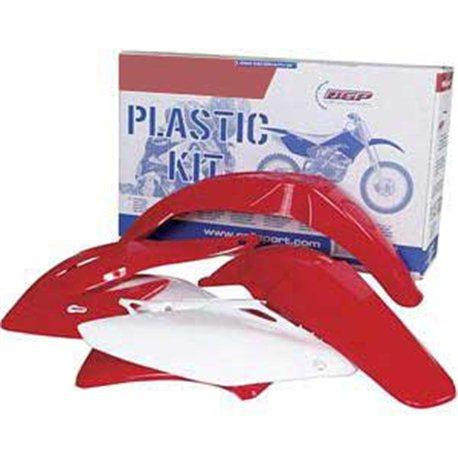 KIT PLASTICOS COMPLETO MEC CRF 450X 05-07