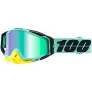 GOOGLES 100% RACECRAFT KLOOG MIR GREEN