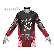 CAMISETA TRIAL HEBO PRO TR-X JUNIOR