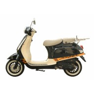 SCOOTER GOES G125RT COLOR BLACK