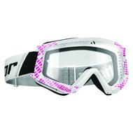 THOR COMPAT CAP OFFROAD GOGGLES PINK/WHITE