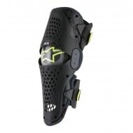 OFFER ALPINESTARS SX-1 KNEE GUARD 2020 BLACK / ANTHRACITE COLOUR
