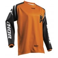 OFFER THOR YOUTH JERSEY SECTOR ZONES OFFROAD 2019 ORANGE