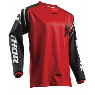 OFFER THOR YOUTH JERSEY SECTOR ZONES OFFROAD 2019 RED