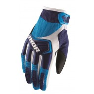 OFFER THOR YOUTH GLOVES SPECTRUM OFFROAD 2019 NAVY/BLUE