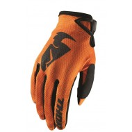 OFFER THOR YOUTH GLOVES SECTOR OFFROAD ORANGE