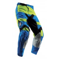OFFER THOR YOUTH PANT S8Y PULSE LEVEL ELECTRIC BLUE/LIME 2018
