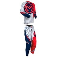 OFFER COMBO MOOSE QUALIFIER 2018 COLOR RED / WHITE / BLUE