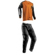 OFFER YOUTH THOR S8 SECTOR ZONES OFFROAD ORANGE 2019 COMBO