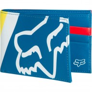 CARTERA FOX DRAFTR PINNED COLOR AZUL