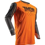 CAMISETA THOR PRIME FIT ROHL 2017 COLOR NARANJA FLUOR / GRIS