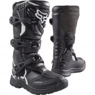 FOX YOUTH COMP 3Y BOOTS 2022 BLACK COLOUR