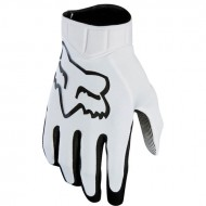 FOX AIRLINE RACE GLOVES 2018 COLOR WHITE