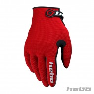 GLOVES HEBO TRIAL TEAM II 2021 COLOR RED
