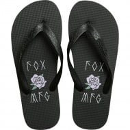 OUTLET CHANCLAS MUJER FOX ROSEY NEGRO
