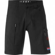 OFFER FOX HONDA HRC REDPLATE TECH CARGO SHORT BLACK