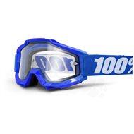 GAFAS 100% ACCURI ( ENDURO ) REFLEX DOBLE LENTE TRANSPARENTE