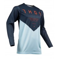 OUTLET CAMISETA THOR PRIME PRO JET S9 OFFROAD 2019 MEDIANOCHE /