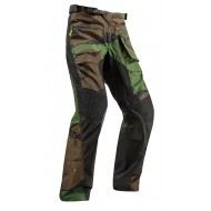 THOR TERRAIN OFFROAD OVER THE BOOT PANTS 2020 GREEN CAMO COLOUR