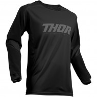 THOR TERRAIN OFFROAD JERSEY 2020 BLACK COLOUR